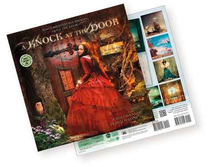 A Knock at the Door 2016 Wall Calendar