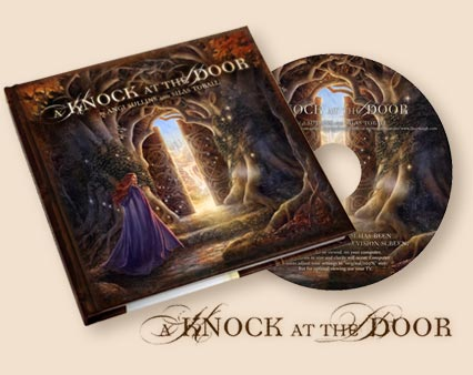 A Knock at the Door Book and DVD